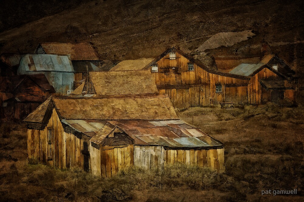 Bodie Community by pat gamwell