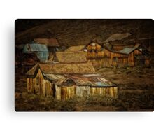 Bodie Community Canvas Print