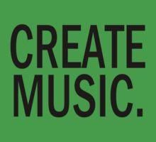 Austin Carlile Create Music One Piece - Short Sleeve