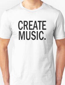 Austin Carlile Create Music Unisex T-Shirt