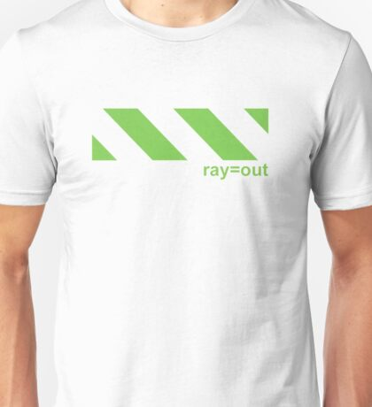 ray=out Unisex T-Shirt