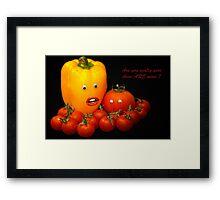 Genetic Engineering Framed Print