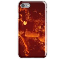 Flaming Horse Accessories iPhone Case/Skin