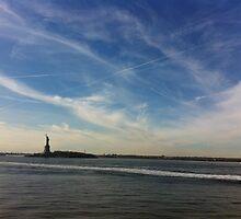 New York Sky by dmds14
