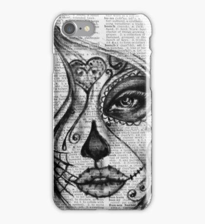 Sugar Skull Dream iPhone Case/Skin