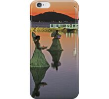 PolyToxic at the Strand Townsville iPhone Case/Skin