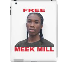 Free Meek Mill iPad Case/Skin