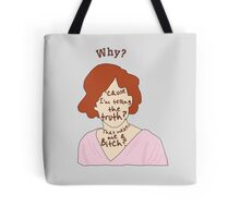 Why? Tote Bag