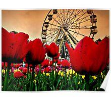 Spring Floriade Poster