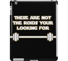 Star Wars Workout iPad Case/Skin