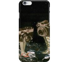 Camera conversation  iPhone Case/Skin