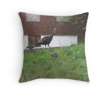 The Give-Away Eagle Throw Pillow