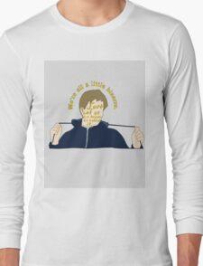 We're All A Little Bizarre [ Ipod / Iphone / Print ] Long Sleeve T-Shirt