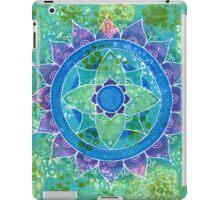 Mixed Media Mandala iPad Case/Skin
