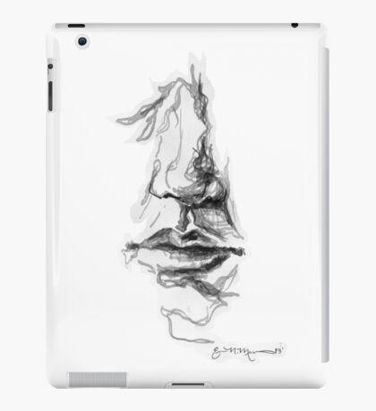 Facial Map iPad Case/Skin