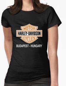 Harley 6 Retro T-Shirt