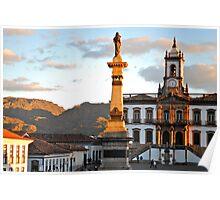 Ouro Preto (Brazil) Poster