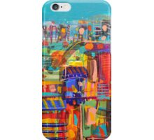 Urban life iPhone Case/Skin