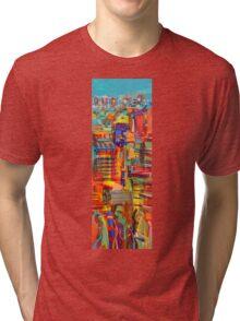 Urban life Tri-blend T-Shirt