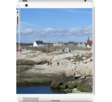 Peggy's Cove, NS iPad Case/Skin