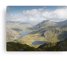 Snowdonia National Park, Wales Canvas Print