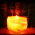 Candle Glow ©  by Dawn M. Becker
