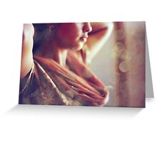 Loving you is easy Greeting Card