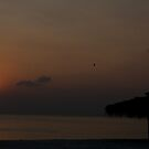 One with the sun II by Keith Poynton