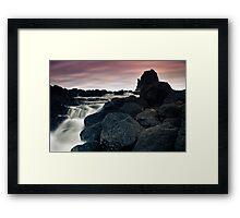 Pulpit Rock #2 Framed Print