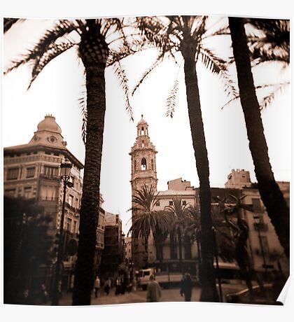 Valencia dreams Poster