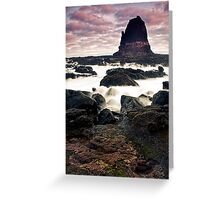 Pulpit Rock #3 Greeting Card