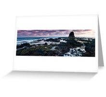 Pulpit Rock Panorama Greeting Card