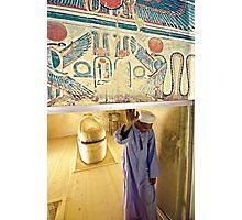 Tomb Photographic Print