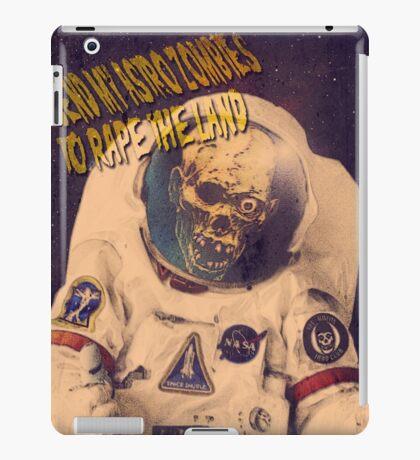 Astro Zombie iPad Case/Skin