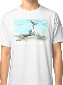 Daily Doodle 28- En Plein Air - Jacksonville Memorial Park Classic T-Shirt