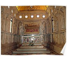Chapel of the Blessed Ivan Ursini. Poster