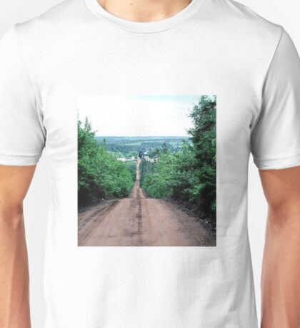 DOWN IN THE VALLEY Unisex T-Shirt