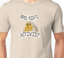 Pro Bird Rights Unisex T-Shirt