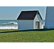 Hurricane Igor - Point Judith - Rhode Island *featured Photographic Print