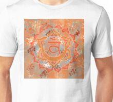Second Chakra Mandala Unisex T-Shirt