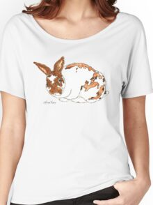 Daily Doodle 23- Lush - Rescue Mini-Rex Sundae Women's Relaxed Fit T-Shirt