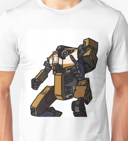 Loader Bot Unisex T-Shirt