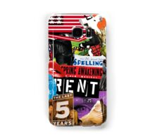 Musicals Collaboration  Samsung Galaxy Case/Skin