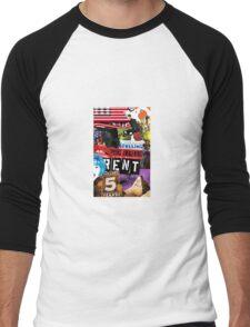 Musicals Collaboration  Men's Baseball ¾ T-Shirt
