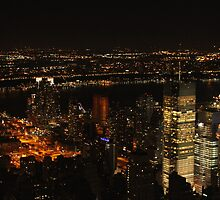 new york city by inTheAir