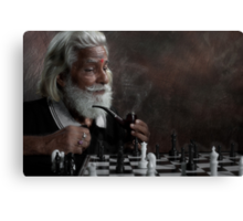 My Ultimate Target-The King Canvas Print