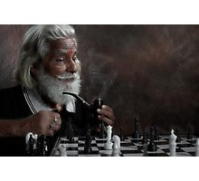 My Ultimate Target-The King Photographic Print