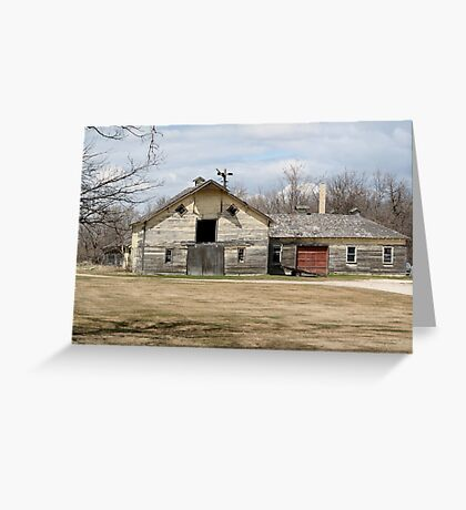 Old Country Charmer Greeting Card