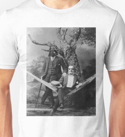 Affectionate Vader  Unisex T-Shirt