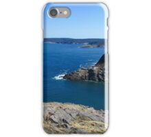 View from Signal Hill, Newfoundland iPhone Case/Skin
